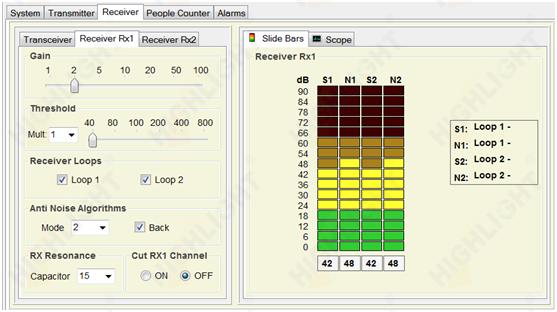 AM008-Sensormatic-жүйе кеңінен қолданылатын
