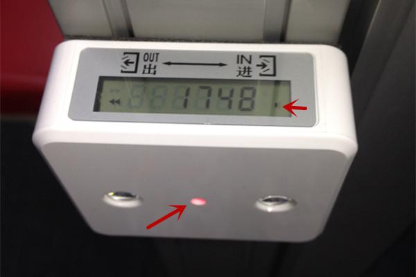 HPC005 l'infrarouge Personnes-Counter-Haute-Qualité