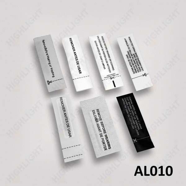 AL010 EAS AM Sew ann Label