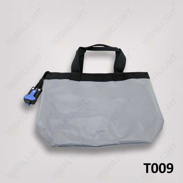AM Security Alarm Shopping Bag