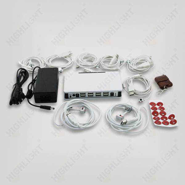 DA008W + صندوق الأمن للهاتف / الكمبيوتر