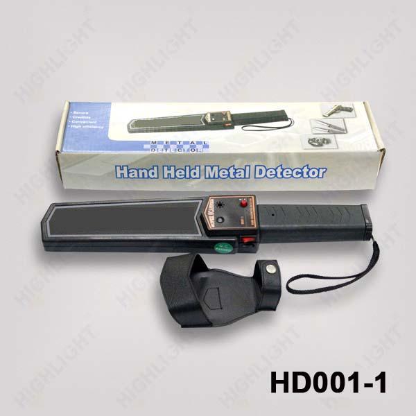 HD001-1 Detector de metalls de mà