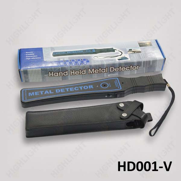 HD001-V Hand-held Metal Detector
