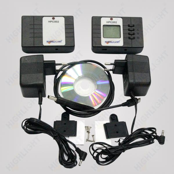HPC002 Electronic Luchd-tadhail Counter