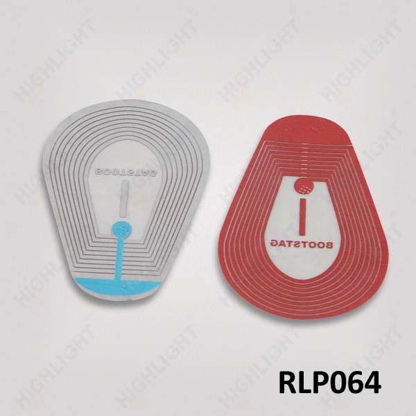 Etiqueta de sabates RF