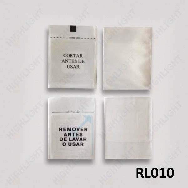 RL010 RF Sew-li Label