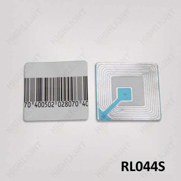 Etiqueta RL044S RF