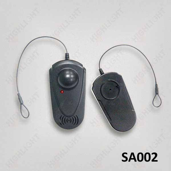 SA002 EAS Cable Security Tag