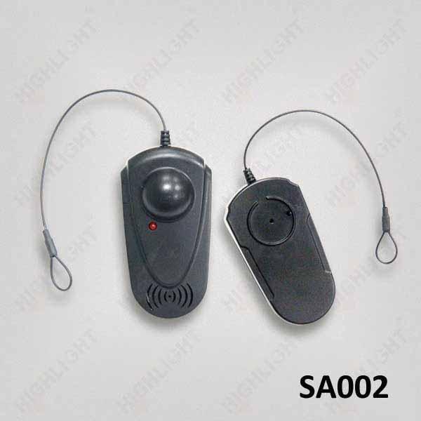 SA002 EAM Kabelinė Saugumo Gairė