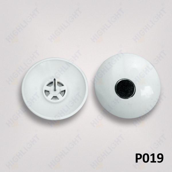 L'etiqueta de seguretat Pin